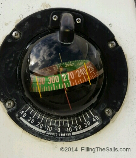 Hunter 25 clinometer