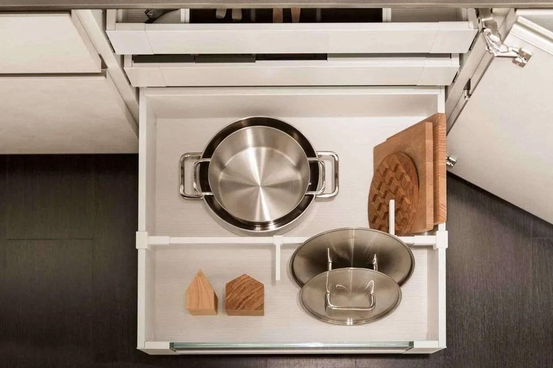 Cassetti Interni Cucina | Moda Divisori Per Cassetti In Cartone Zv02 ...