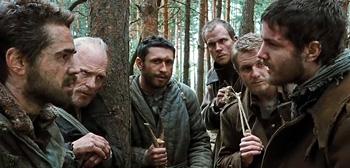 Ed Harris, Colin Farrell, Jim Sturgess, The Way Back, 2010, Movie Trailer 2, header
