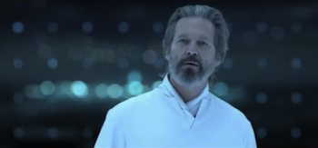 Jeff Bridges, Tron: Legacy, You're Here, The Light Runner, Movie Clips, Header