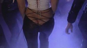 Kelly Overton, Ass Crack, Tekken, 2010