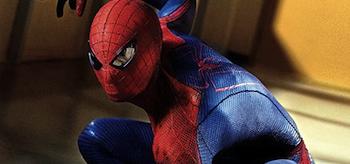 Andrew Garfield, The Amazing Spider-Man, 2012