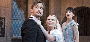 Kirsten Dunst, Charlotte Gainsbourg, Alexander Skarsgård, Melancholia