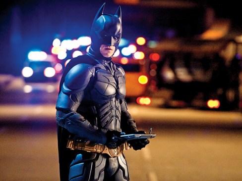 Christian Bale The Dark Knight Rises Batman Batpad
