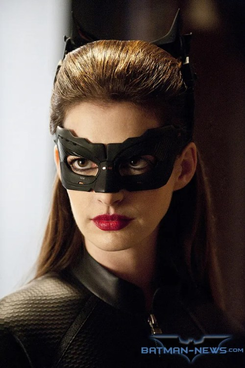 Anne Hathway The Dark Knight Rises