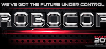 RoboCop Movie Banner