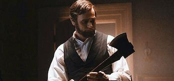 Benjamin Walker Abraham Lincoln Vampire Hunter
