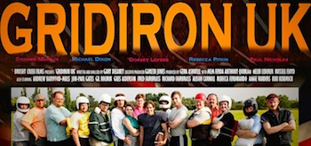 Gridiron UK Movie Poster