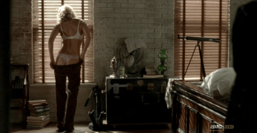 Laurie Holden Ass Panties The Walking Dead When the Dead Come Knocking
