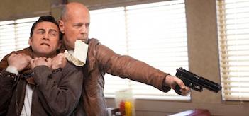Bruce Willis Joseph Gordon-Levitt Looper