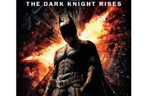 The Dark Knight Rises Bluray
