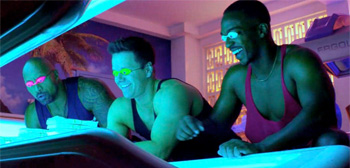 Mark Wahlberg Dwayne Johnson Anthony Mackie Pain and Gain