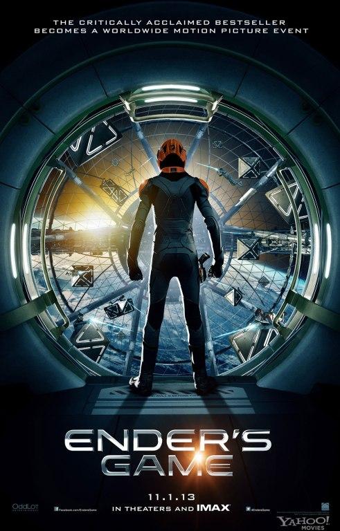 Enders Game Teaser Poster