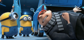 Gru Minions Despicable Me 2