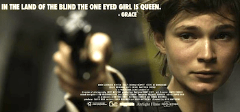 Tilda Cobham Hervey One Eyed Girl