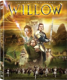 Willow Blu-ray
