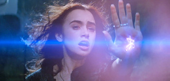 Lily Collins The Mortal Instruments City of Bones