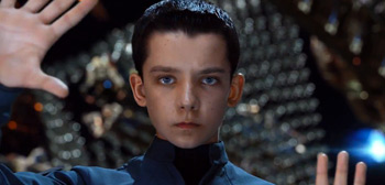 Asa Butterfield Enders Game