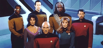Bridge Crew Star Trek The Next Generation