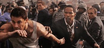 Channing Tatum Jamie Foxx White House Down