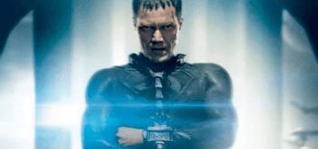 General Zod Man of Steel Movie Poster