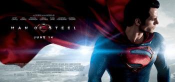Man of Steel Movie Banner