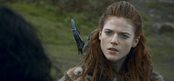 Rose Leslie Game of Thrones The Bear and the Maiden Fair