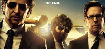The Hangover 3 Movie Poster