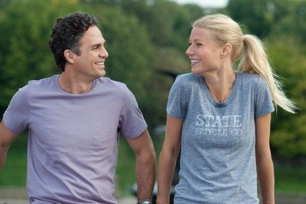 Gwyneth Paltrow Mark Ruffalo Thanks for Sharing