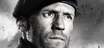 Jason Statham The Expendables