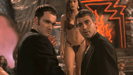 Quentin Tarantino George Clooney From Dusk Till Dawn