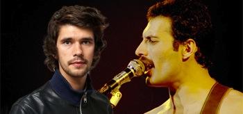 Ben Whishaw Freddie Mercury