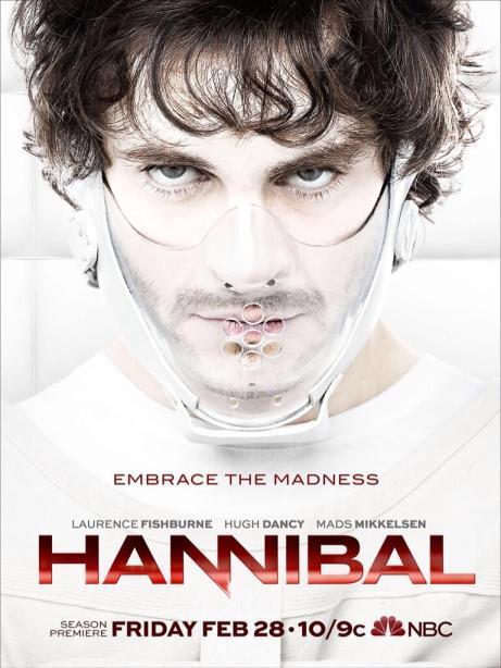 Hannibal Season 2 TV show poster