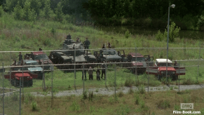 The Governor Army The Walking Dead Too Far Gone
