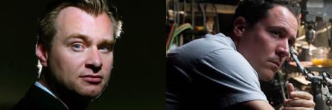 Christopher Nolan Jon Favreau