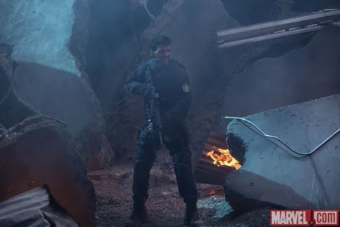 Frank Grillo Captain America: The Winter Soldier