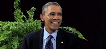 Barack Obama on Between Two Ferns with Zach Galifianakis