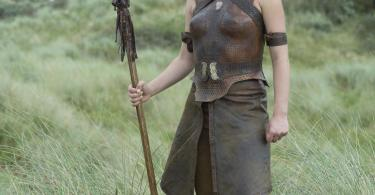 Keisha Castle-Hughes Game of Thrones: Season 5