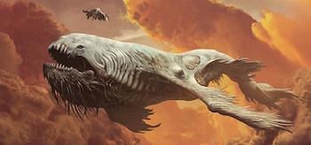 The Leviathan Concept Art