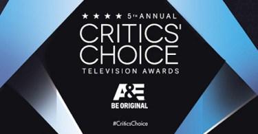 Critics Choice Awards 2015 Logo