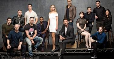 Fox Marvel superheroes cast