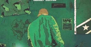Green Room Poster Arrives