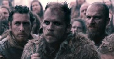 Gustaf Skarsgard Vikings Kill the Queen