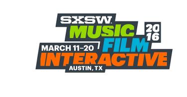 South by Southwest Film Festival 2016 Logo