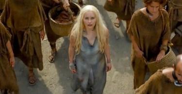 Emilia Clarke Game of Thrones Season 6
