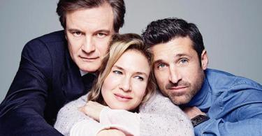 Renée Zellweger Colin Firth Patrick Dempsey