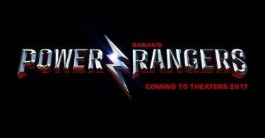 Saban's Power Rangers Logo