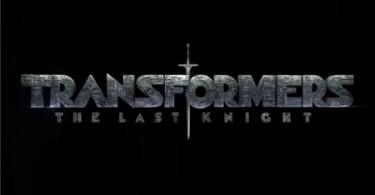 Transformers: The Last Knight Logo