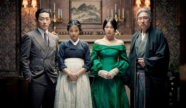 THE HANDMAIDEN (2016) Movie Trailers: Chan-wook Park's Twisted Tale of Lust & Crime
