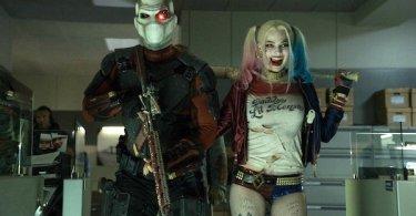 Will Smith Margot Robbie Suicide Squad